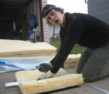 adding insulation before winter is the perfect home improvement project for fall