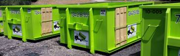 Available Dumpsters in PIttsburgh