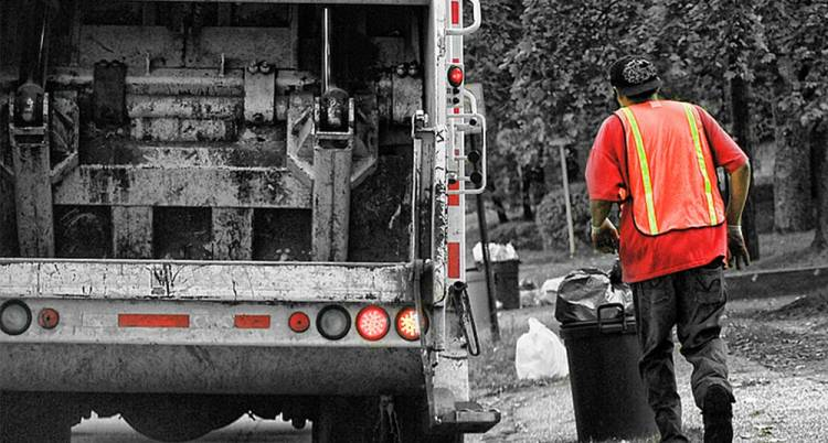 Local Trash Pickup Vs. Renting A Dumpster — What M